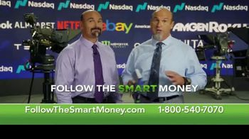 Jon & Pete Najarian Follow the Smart Money TV Spot, \'The Biggest Return\'