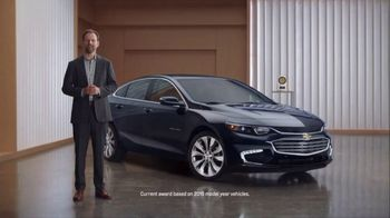 Chevrolet TV Spot, 'Third Time's a Charm' [T1] - Thumbnail 1