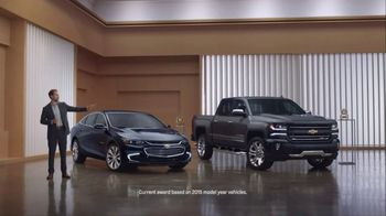 Chevrolet TV Spot, 'Third Time's a Charm' [T1] - Thumbnail 3