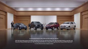 Chevrolet TV Spot, 'Third Time's a Charm' [T1] - Thumbnail 4