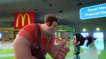 McDonald's Happy Meal TV Spot, 'Ralph Breaks the Internet: Race Into Adventure' - 1810 commercial airings