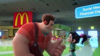 McDonald's Happy Meal TV Spot, 'Ralph Breaks the Internet: Race Into Adventure'