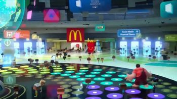McDonald's Happy Meal TV Spot, 'Ralph Breaks the Internet: Race Into Adventure' - Thumbnail 2