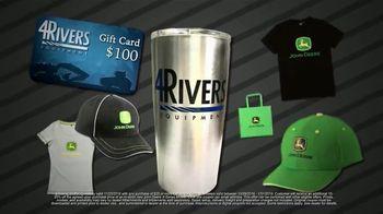 4Rivers Equipment Black Friday Deals TV Spot, 'Mower Blackout: Surprise Gift' - Thumbnail 7