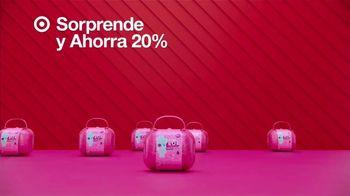 Target TV Spot, 'Ofertas de fin de semana: regalos para niños' [Spanish] - Thumbnail 5