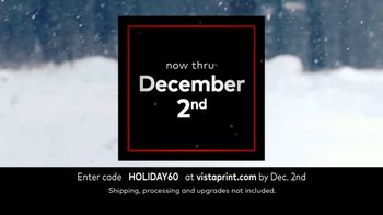 Vistaprint Black Friday & Cyber Monday Deals TV Spot, 'Happening Now: Cards & Calendars' Song by Wendy Child - Thumbnail 8