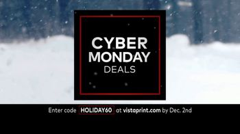 Vistaprint Black Friday & Cyber Monday Deals TV Spot, 'Happening Now: Cards & Calendars' Song by Wendy Child - Thumbnail 2