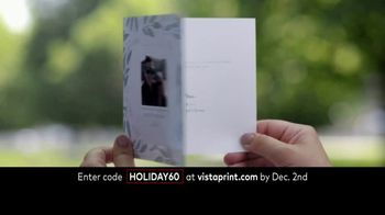 Vistaprint Black Friday & Cyber Monday Deals TV Spot, 'Happening Now: Cards & Calendars' Song by Wendy Child