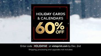 Vistaprint Black Friday & Cyber Monday Deals TV Spot, 'Happening Now: Cards & Calendars' Song by Wendy Child - Thumbnail 3