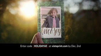 Vistaprint Black Friday & Cyber Monday Deals TV Spot, 'Happening Now: Cards & Calendars' Song by Wendy Child - Thumbnail 6