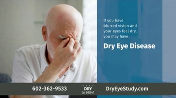 Imperial Clinical Research Services TV Spot, 'Dry Eye Study' - Thumbnail 1