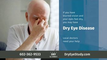 Imperial Clinical Research Services TV Spot, 'Dry Eye Study' - Thumbnail 2