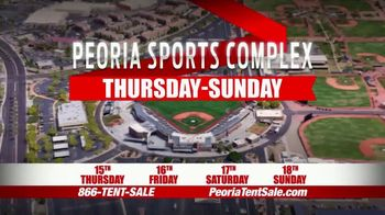 Peoria Sports Complex Pre-Black Friday Tent Event TV Spot, '2,000 Vehicles' - Thumbnail 3