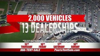 Peoria Sports Complex Pre-Black Friday Tent Event TV Spot, '2,000 Vehicles' - Thumbnail 4