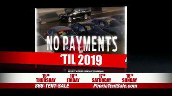 Peoria Sports Complex Pre-Black Friday Tent Event TV Spot, '2,000 Vehicles' - Thumbnail 7