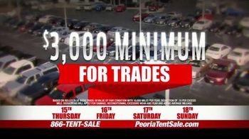 Peoria Sports Complex Pre-Black Friday Tent Event TV Spot, '2,000 Vehicles' - Thumbnail 8