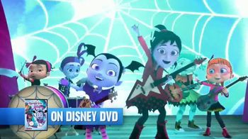Disney Junior Vampirina Ghoul Girls Rock! TV Spot