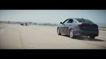 2019 Kia Forte TV Spot, 'Unruled: Forte vs. Forte' Featuring Collete Davis [T1] - Thumbnail 5