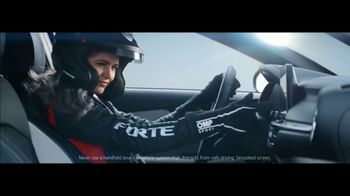 2019 Kia Forte TV Spot, 'Unruled: Forte vs. Forte' Featuring Collete Davis [T1] - Thumbnail 7