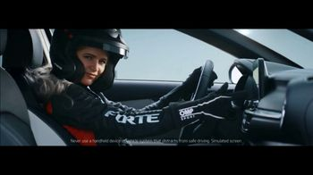 2019 Kia Forte TV Spot, 'Unruled: Forte vs. Forte' Featuring Collete Davis [T1] - Thumbnail 8