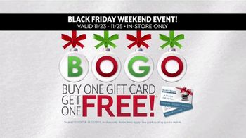 Hand and Stone Black Friday Weekend Event TV Spot, 'BOGO Holiday Gift Cards' Featuring Carli Lloyd - Thumbnail 10