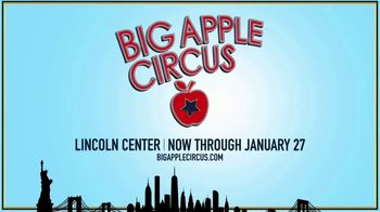 Big Apple Circus TV Spot, 'What Are You Waiting For?' - Thumbnail 8