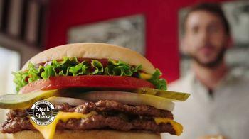 Steak 'n Shake 4-4-4 TV Spot, 'Order Envy'