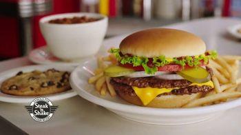 Steak 'n Shake 4-4-4 TV Spot, 'Order Envy' - Thumbnail 7