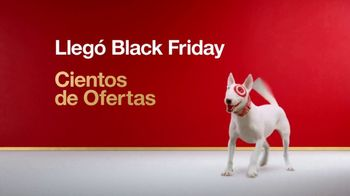 Target Black Friday TV Spot, 'Cientos de ofertas: esta noche' [Spanish] - 321 commercial airings