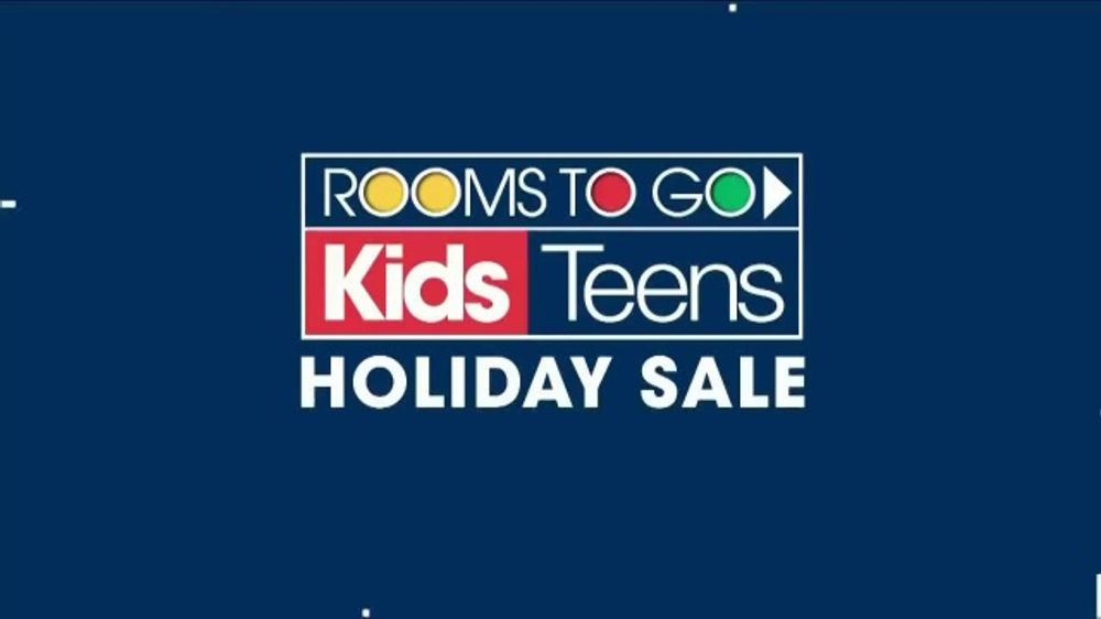Rooms To Go Kids Holiday Sale Tv Commercial Twin Bookcase Wall Bed