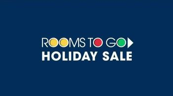 Rooms to Go Holiday Sale TV Spot, '5-Piece Dining Sets' - Thumbnail 1