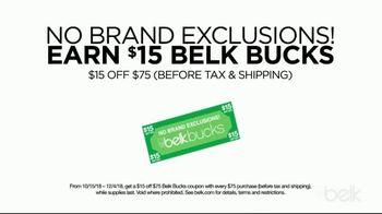 Belk Pre-Thanksgiving Sale TV Spot, 'Bonus Buys' - Thumbnail 8