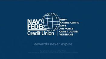 Navy Federal Credit Union cashRewards Credit Card TV Spot, 'Wedding Dress' - Thumbnail 10