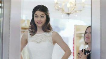 Navy Federal Credit Union cashRewards Credit Card TV Spot, 'Wedding Dress' - Thumbnail 4