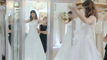 Navy Federal Credit Union cashRewards Credit Card TV Spot, 'Wedding Dress' - Thumbnail 9