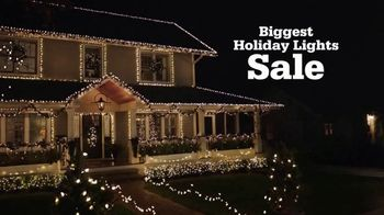 ACE Hardware Biggest Holiday Lights Sale TV Spot, 'Buy One, Get One Free' - 997 commercial airings