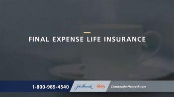 John Hancock Final Expense Life Insurance TV Spot, 'No More Questions' - Thumbnail 3