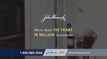 John Hancock Final Expense Life Insurance TV Spot, 'No More Questions' - Thumbnail 6