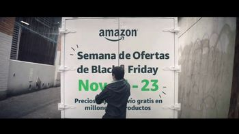 Amazon Semana de Ofertas de Black Friday TV Spot, 'Temporada de fiestas de Amazon: Can You Feel It' [Spanish] - Thumbnail 9