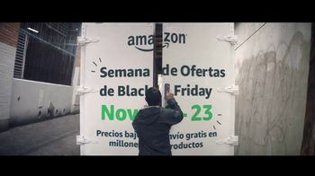 Amazon Semana de Ofertas de Black Friday TV Spot, 'Temporada de fiestas de Amazon: Can You Feel It' [Spanish] - Thumbnail 8