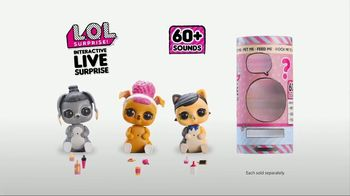 L.O.L. Surprise! Interactive Live Surprise TV Spot, 'Respond Differently' - Thumbnail 10