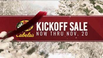 Bass Pro Shops Kickoff Sale TV Spot, 'Turkey Fryer and Dehydrator' - Thumbnail 4