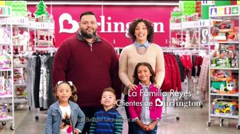 Burlington TV Spot, 'La familia Reyes' [Spanish]