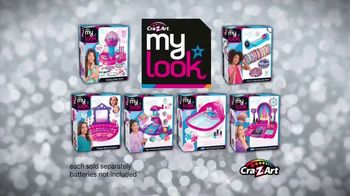 Cra-Z-Art My Look TV Spot, 'Personalize Your Look' - Thumbnail 7