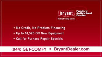 Bryant Heating & Cooling TV Spot, 'Whatever It Takes: Heating' - Thumbnail 7