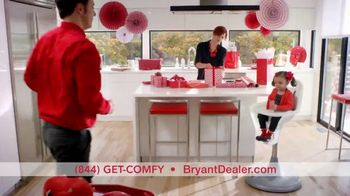 Bryant Heating & Cooling TV Spot, 'Whatever It Takes: Heating' - Thumbnail 2