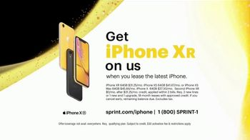 Sprint TV Spot, 'Sprint Across America: iPhone XR' - Thumbnail 9