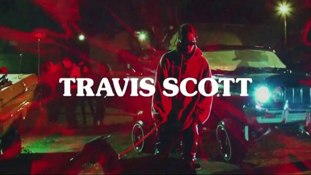 54ce38e99d88 Travis Scott TV Commercial, '2018 Astroworld Tour' - iSpot.tv