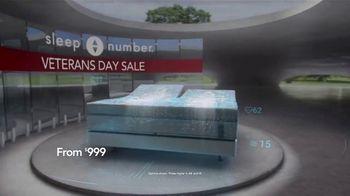 Sleep Number Veterans Day Sale TV Spot, 'Revolution' - Thumbnail 2