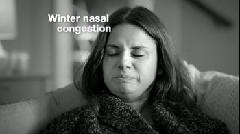Allegra-D Allergy & Congestion TV Spot, 'The Answer to Winter Allergies' - Thumbnail 2